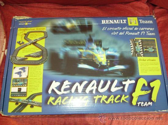 Slot Cars: SLOT RENAULT F1 TEAM. - Foto 4 - 29587047