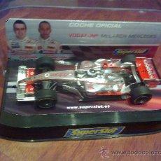 Slot Cars - maclaren f1 fernando alonso nuevo de superslot - 29901075