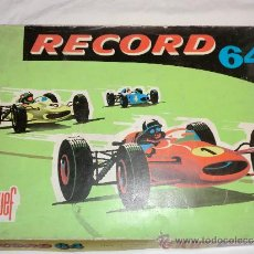 Slot Cars: RECORD 64 - BABY - JOUEF - MADE IN SPAIN. Lote 30709780
