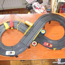 Slot Cars: CIRCUITO SLOT HOT RACING. Lote 31046564