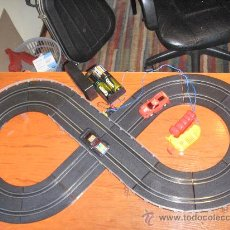 Slot Cars: CIRCUITO SLOT HOT RACING NO SCALEXTRIC. Lote 31168102