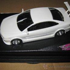 Slot Cars: BLACK FRIDAY - PEUGEOT 406 BLANCO RACING PARA COMPETICION DE SPIRIT. Lote 226934146