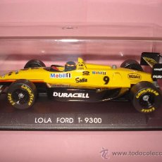 Slot Cars: LOLA FORD T-9300 DE HORNBY SCALEXTRIC BRITANICO .FABRICADO EN INGLATERRA DESCATALOGADISIMO.. Lote 31684314