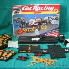 Slot Cars: CAR RACING FORMULA 1 DE PISTA MODELO 50100. Lote 31734368