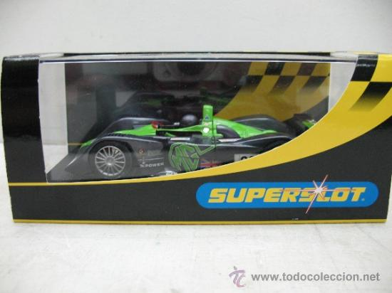 Slot Cars: SUPERSLOT - Coche - Foto 4 - 32209880