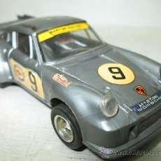 Slot Cars: PORCHE CARRERA TURBO, C55, SCALEXTRIC MADE IN FRANCE, SLOT. MARTINI RACING.. Lote 33428919