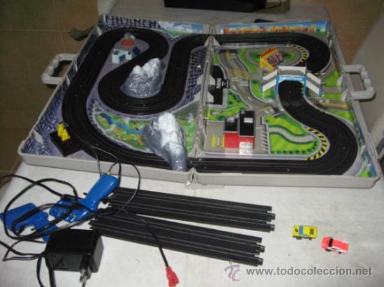 Micro machines electrico racing team - Vendido en Subasta