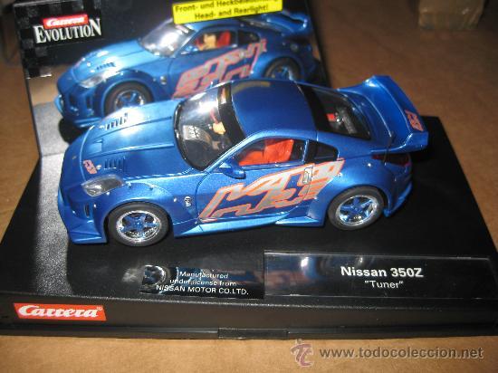 Nissan 350z azul tuner de carrera - Sold through Direct Sale