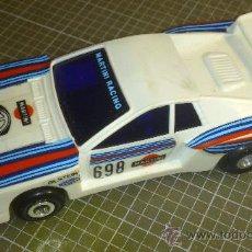 Slot Cars: POLISTIL LANCIA MARTINI. Lote 34990207
