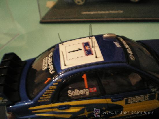 Slot Cars: SCALEXTRIC SUBARU IMPREZA WRC 2004 1/24 NUEVO EN CAJA - Foto 4 - 35153759