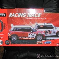 Slot Cars: JUEGO SLOT RACING TRACK. Lote 36505863
