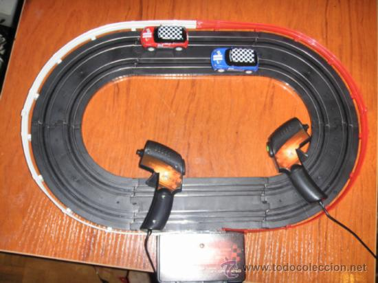 Slot Cars: juego Slot Racing Track - Foto 4 - 36505863