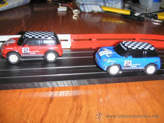 Slot Cars: juego Slot Racing Track - Foto 3 - 36505863