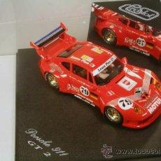 Slot Cars: PRO SLOT. PORSCHE 911 GT2.. Lote 36689752