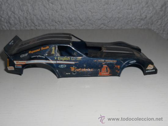 Slot Cars: HOT ROD DRAGSTER MUSCLE CAR - MAQUETA 1/32 - CARROCERIA TAMAÑO SLOT PROYECTO COCHE - Foto 1 - 36974314