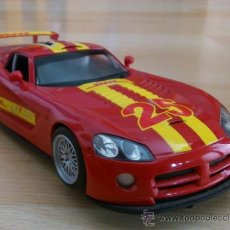 Slot Cars: VIPER DHL - HORNBY SCALEXTRIC. Lote 37312350