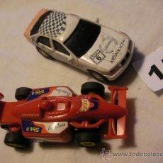 Slot Cars: LOTE COCHES VARIOS SLOT. Lote 38739624