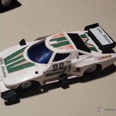Slot Cars: LANCIA STRATOS COCHE PISTA . Lote 39814606
