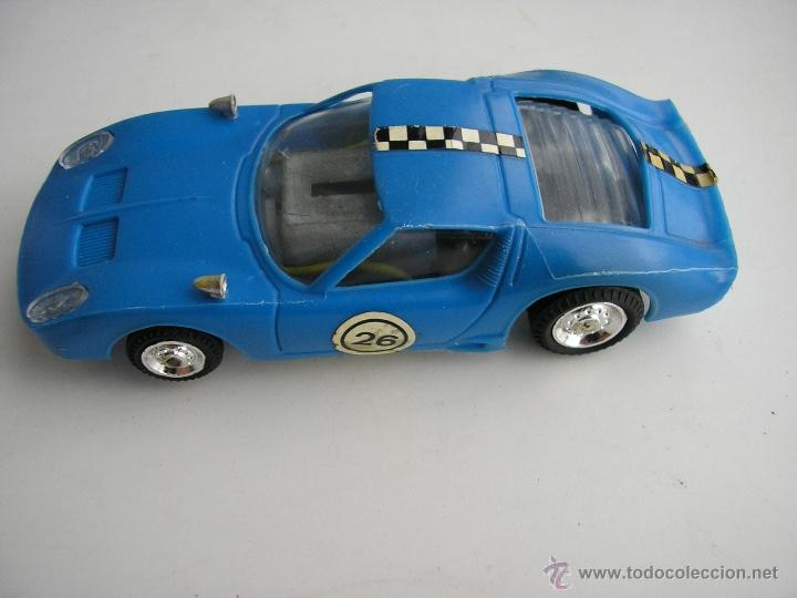 Lamborghini Miura Azul De Poly Como Policar P Sold Through