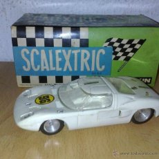 Slot Cars - ANTIGUO FORD GT SLOT MARCA PAYA STROMBECKER AÑOS 60 - 40019221