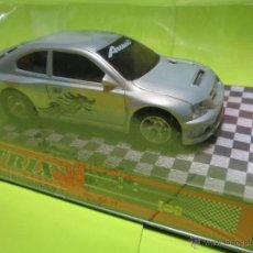Slot Cars: HYUNDAI ACCENT MAXITUNNING 2WD NUEVO CARTRIX. Lote 40271025