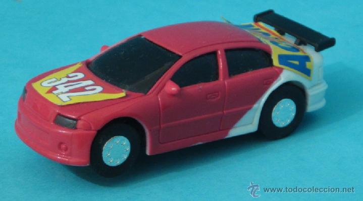 COCHE 7,5 V MADE IN CHINA. LONGITUD 10 CM (Juguetes - Slot Cars - Magic Cars y Otros)