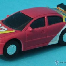 Slot Cars: COCHE 7,5 V MADE IN CHINA. LONGITUD 10 CM. Lote 40310499
