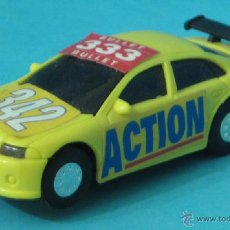 Slot Cars: COCHE 7,5 V MADE IN CHINA. LONGITUD 10 CM. Lote 40310503