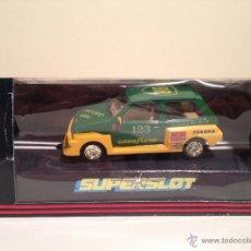 Slot Cars: MG METRO BP SUPERSLOT. Lote 40336174