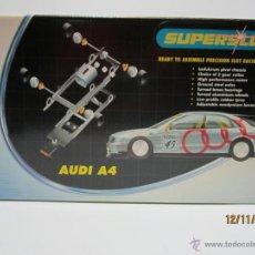 Slot Cars: AUDI A-4 PROTEC KIT RARO NUEVO SUPERSLOT. Lote 40469007