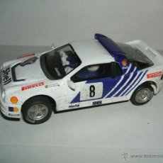 Slot Cars: FORD RS200 ALTAYA SCALEXTRIC. Lote 40484815