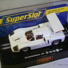 Slot Cars: SUPERSLOT. CHAPARRAL 2F #1 CLASSIC COLLECTION. Lote 41683423