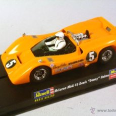 Slot Cars: REVELL MONOGRAM. MCLAREN M6A #5 CAN-AM. DENNY HULME. Lote 42067855