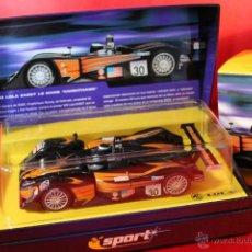 Slot Cars: MG LOLA EDIC. LIMITADA AÑO 2003 / SUPERSLOT (NO SCALEXTRIC). Lote 42182552