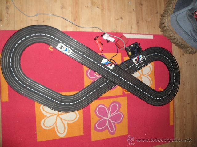 Slot Cars: Circuito de carreras - Con 3 coches - Foto 2 - 42261400