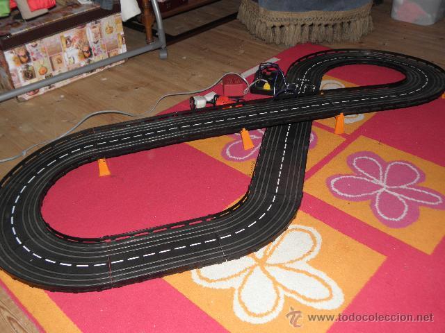 Slot Cars: Circuito de carreras - Con 3 coches - Foto 4 - 42261400