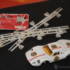 Slot Cars: JOUEF COCHE PISTA PORSCHE GT -VALLA PISTA PIEZAS. Lote 42267151