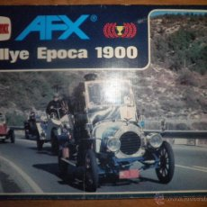 Slot Cars: RALLYE EPOCA 1900 AFX DE COMANSI. Lote 42573594