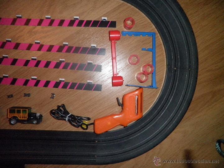Slot Cars: RALLYE EPOCA 1900 AFX DE COMANSI - Foto 4 - 42573594