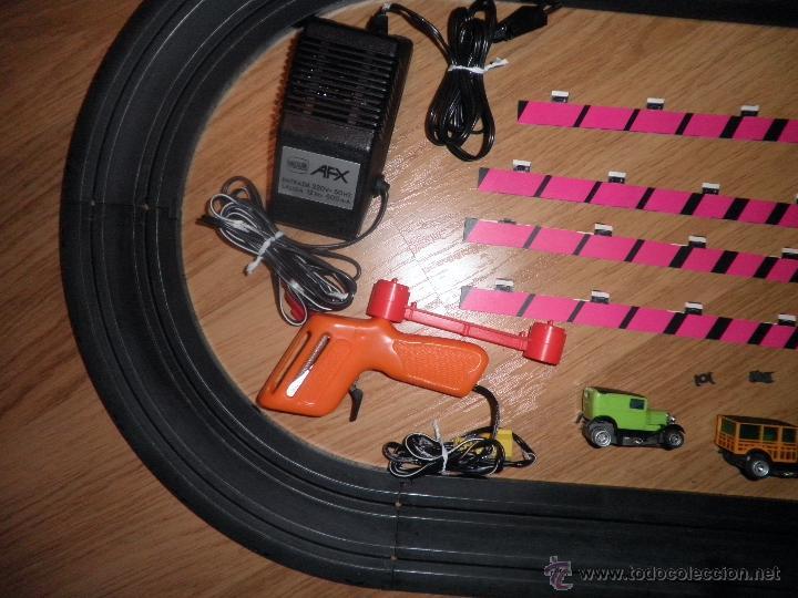Slot Cars: RALLYE EPOCA 1900 AFX DE COMANSI - Foto 6 - 42573594