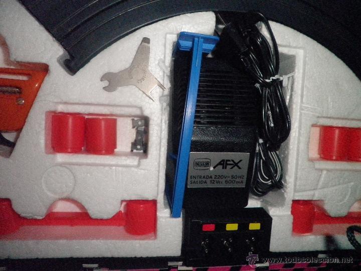 Slot Cars: RALLYE EPOCA 1900 AFX DE COMANSI - Foto 7 - 42573594