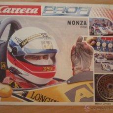 Slot Cars: CARRERA PROFI MONZA 70100. Lote 42834625