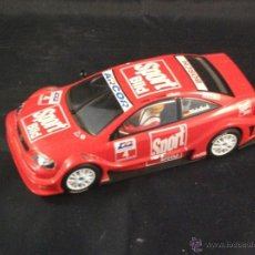 Slot Cars: COCHE HORNEY DTM OPEL V8 COUPE. Lote 42924454