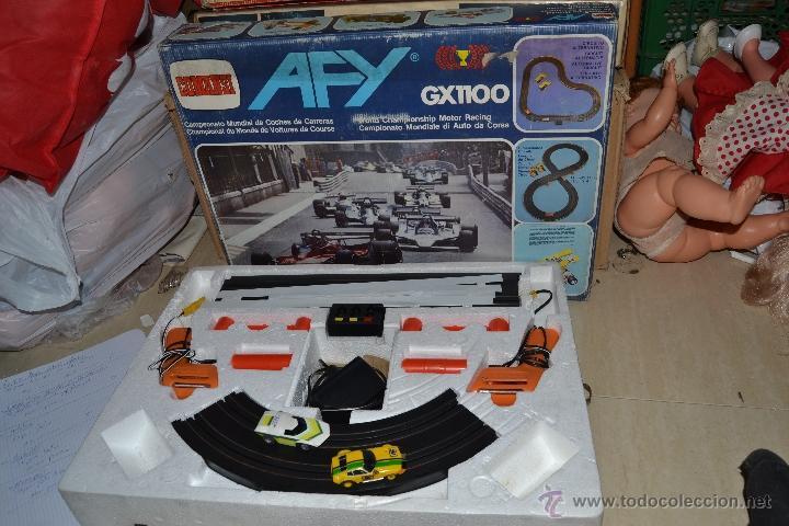 AFY GX1100 COMANSI. (Juguetes - Slot Cars - Magic Cars y Otros)