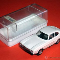 Slot Cars: FORD CAPRI. SLOT FALLER H0, MADE IN GERMANY, ORIGINAL AÑOS 60-70. EXCELENTE. Lote 45440175
