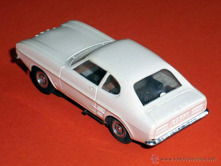 Slot Cars: Ford Capri. Slot Faller H0, made in Germany, Original años 60-70. Excelente - Foto 3 - 45440175