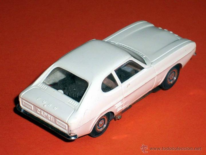 Slot Cars: Ford Capri. Slot Faller H0, made in Germany, Original años 60-70. Excelente - Foto 4 - 45440175