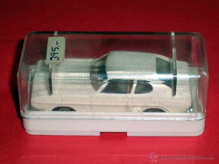 Slot Cars: Ford Capri. Slot Faller H0, made in Germany, Original años 60-70. Excelente - Foto 7 - 45440175