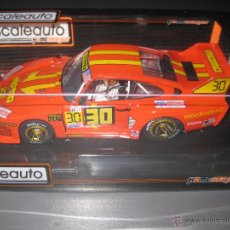 Slot Cars: PORSCHE 935 DECORACION MOMO DE SCALEAUTO. Lote 184281427