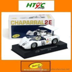 Slot Cars: SLOT.IT CHAPARRAL 2E #66 2º CAN-AM RIVERSIDE 1966 JIM HALL CA16B. Lote 67345651
